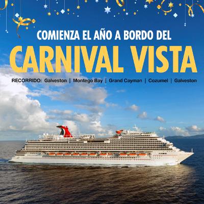 promoción carnival