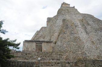 yucatan zona uxmal